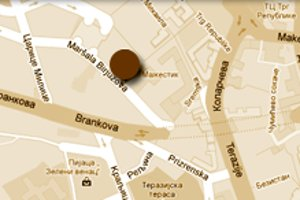 Location | Accommodation, Konak Mikan Belgrade